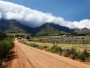 Wolkendecke Stellenbosch