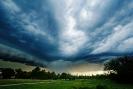 Wolken, Valentinspark Unterschleissheim